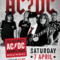 AC?DC LIVE | Saturday 7th April