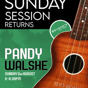 Sunday session at Bryson's