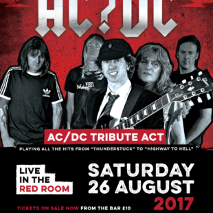 AC?DC tribute show