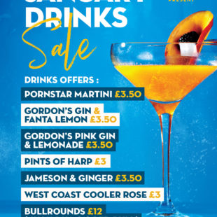 January drinks offers
