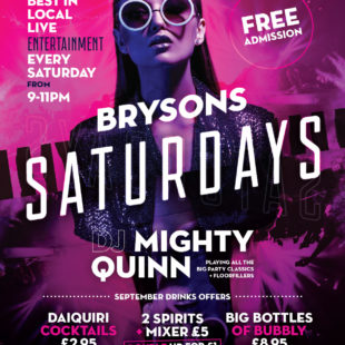 Bryson's Saturdays