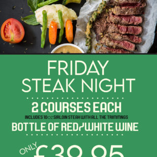 Friday Steak Night